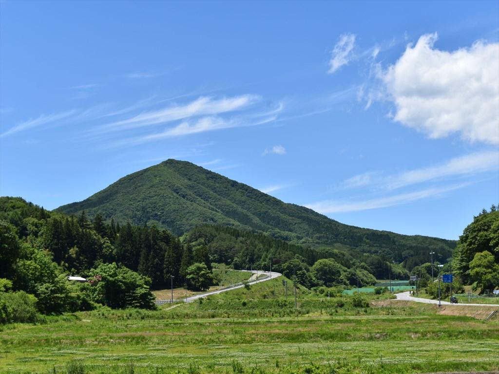竜子山(葛尾小富士)