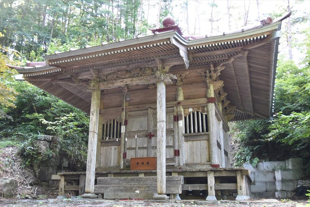 葛尾磯前神社