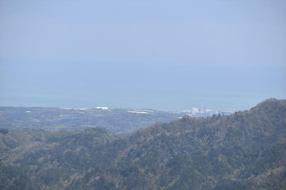 手倉山山頂からの眺望
