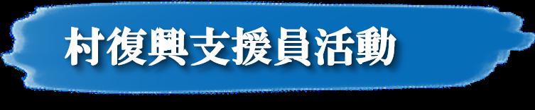 業務内容04_村復興支援員活動
